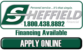 Get financing with Sheffield