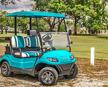 i20 Icon Golf Car For Sale