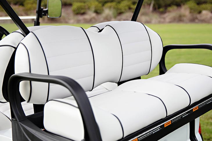 Limited Edition Rear Seats