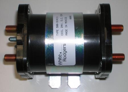 SOLENOID,SPDT 24V,200 AMP      alternate img #1