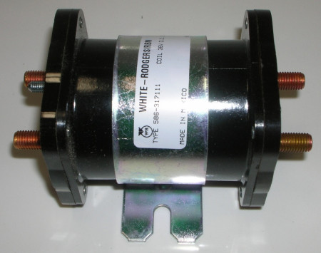 SOLENOID,SPDT,36V,200 AMP      alternate img #1