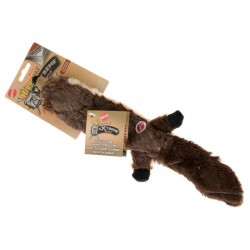 Spot Skinneeez Extreme Quilted Beaver Toy - Mini Image