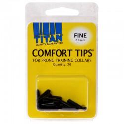 Titan Comfort Tips for Prong Training Collars Image