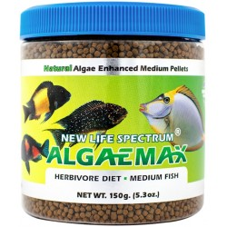 New Life Spectrum Algaemax Medium Sinking Pellets Image