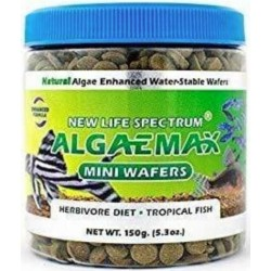 New Life Spectrum Algaemax Mini Sinking Wafers Image