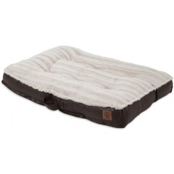 Precision Pet Snoozzy Rustic Luxury Orthopedic Sleigh Dog Bed  Image