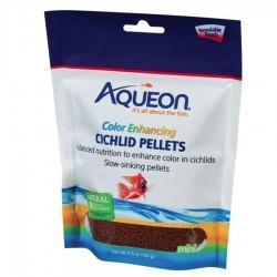 Aqueon Color Enhancing Cichlid Food Pellets Image