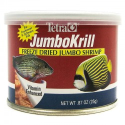 Tetra JumboKrill Freeze Dried Jumbo Shrimp Image