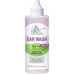 Four Paws Healthy Promise Dog and Cat Ear Wash Image