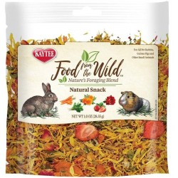 Kaytee Food From The Wild Treat Medley Rabbit / Guinea Pig Image
