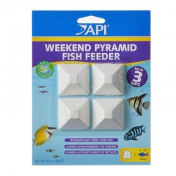 API 3-Day Pyramid Fish Feeder Image