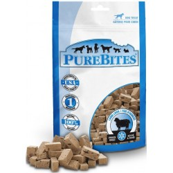 PureBites Lamb Liver Freeze Dried Dog Treats Image