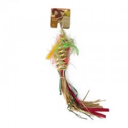 Penn Plax Bird Life Pacifier Kabob Bird Toy Image