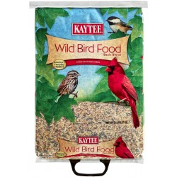 Kaytee Wild Bird Food Basic Blend With Grains And Black Oil Sunflower Seed Image