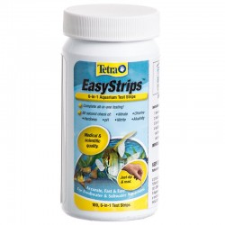 Tetra Easystrips 6-in-1 Aquarium Test Strips Image