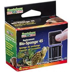 Reptology Internal Filter 45 Replacement Bio Sponge Image