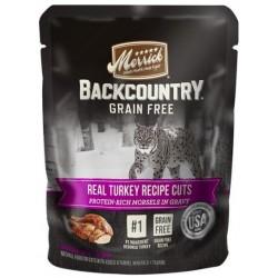 Merrick Grain Free Cat Food with Real Turkey  Image