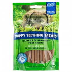 N-Bone Puppy Teething Treats - Chicken Flavor Image