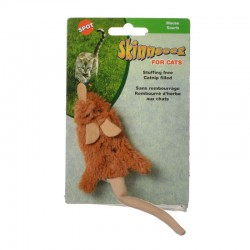 Skinneeez Mouse Catnip Toy Image
