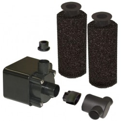 Beckett Submersible Pond and Waterfall Pump with Pre-Filters Image