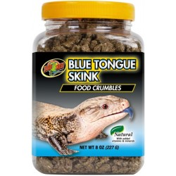 Zoo Med Blue Tongue Skink Food Crumbles Image
