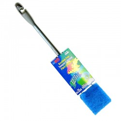 Lee's Coarse Scrubber Pad with Handle for Glass Aquariums Image