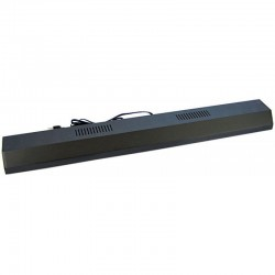 Marineland Fluorescent Strip Light - Black Image