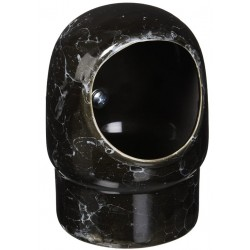 Prevue Hooded Ceramic Bolt-On 10 oz Crock Assorted Colors Image