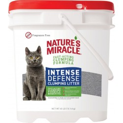 Natures Miracle Intense Defense Fragrance-Free Clumping Cat Litter Image