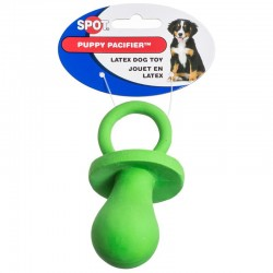 Spot Latex Puppy Pacifier Image