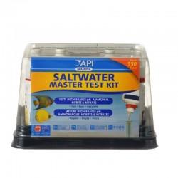 API Saltwater Master Test Kit for Marine Aquariums Image