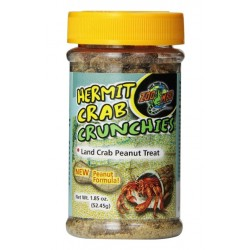 Zoo Med Hermit Crab Crunchies Natural Peanut Treat Image