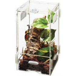 Zilla Micro Habitat Arboreal Home for Tree Dwelling Small Pet Image