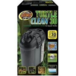 Zoo Med Turtle Clean 30 External Canister Filter for Aquatic Turtles Image