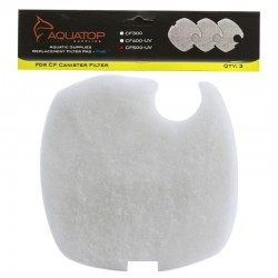 Aquatop Replacement Filter Pad for CF Canister Filter - Fine Image
