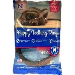 N-Bone Puppy Teething Ring Blueberry Flavor  Image