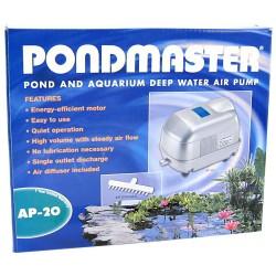 Pondmaster Pond and Aquarium Deep Water Air Pump Image
