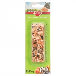 Kaytee Fiesta Berry, Apple & Carrot Treat Stick Image