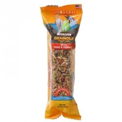 Sunseed Vita Prima Grainola Treat Bar with Peas & Peppers Image