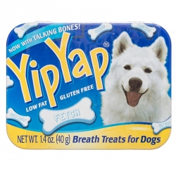 Chomp Yip Yap Breath Treats for Dogs Image