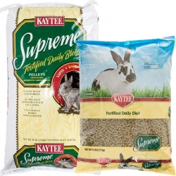Kaytee Supreme Fortified Daily Diet Rabbit Pellets Image
