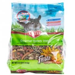 Kaytee Fiesta Chinchilla Gourmet Variety Diet Image