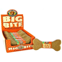 Natures Animals Big Bite All Natural Dog Biscuits - Lamb Image