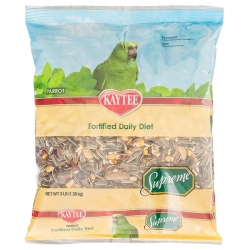 Kaytee Supreme Fortified Daily Diet - Parrot Image