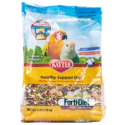 Kaytee Forti-Diet Pro Health Egg-Cite! Healthy Support Diet - Conure & Lovebird Image
