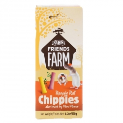 Tiny Friends Farm Reggie Rat Chippies Image