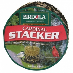 Cardinal Stacker Cake Image