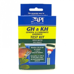 API GH & KH General & Carbonate Hardness Test Kit for Freshwater Aquariums Image