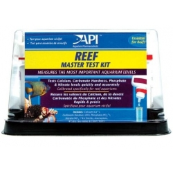 API Reef Master Test Kit for Saltwater Aquariums Image