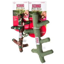 Kong Pet Stix Dog Toy Image